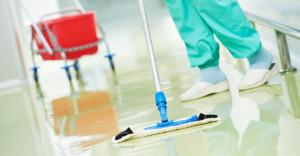 Limpieza de clínicas